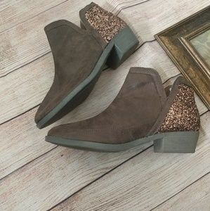 Justice Ankle Bootie